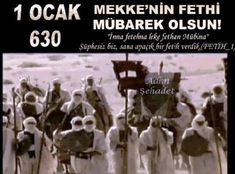 hudeybiye antlaşması ve mekke'nin fethi ile ilgili görsel sonucu