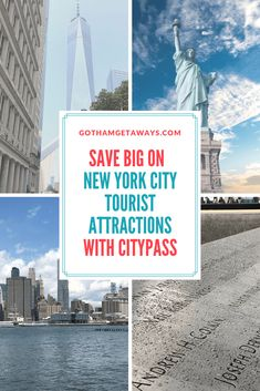Is the New York CityPASS worth it? Price breakdown of the New York CityPASS, how to save big money on New York City tourist attractions. #nyctourist #touristattractions #nyc #newyorktips #travel
