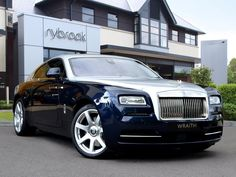 Rolls-Royce Wraith Coupe Coupe 2d Auto for Sale | Parkers