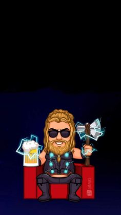 Find if you are worthy of being a Thor fan! Take this Thor Quiz which has questions from every Thor film including Thor: The Dark World, Thor: Ragnarok, Avengers. Marvel Art, Marvel Heroes, Marvel Avengers, Marvel Comics, Avengers Cartoon, Avengers Characters, Hulk Art, Marvel Background, Marvel Drawings