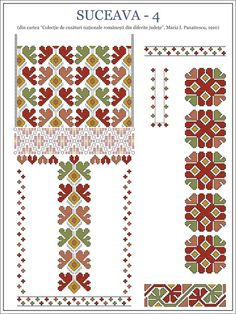 Embroidery Motifs, Cross Stitch Embroidery, Cross Stitch Patterns, Simple Cross Stitch, Costume Patterns, Cross Stitching, Beading Patterns, Needlepoint, Diy And Crafts