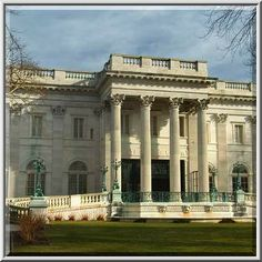 Marble House Mansion, Newport, Rhode Island