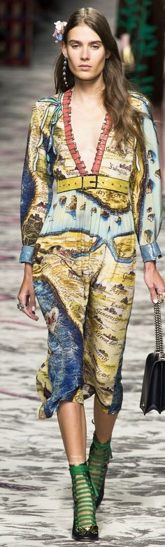 Gucci Collection Spring 2016 Ready-to-Wear
