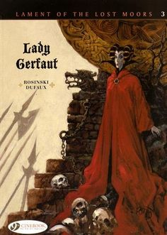 Lady Gerfaut de Jean Dufaux http://www.amazon.ca/dp/1849182701/ref=cm_sw_r_pi_dp_5LsWwb1MQP5S9