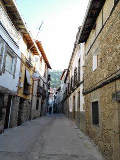 Calle de Guijo de Santa Bárbara