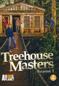 This release collects every episode from the second season of the show about a builder (Pete Nelson who makes homeowners' dreams come true with his fabulous treehouse designs.