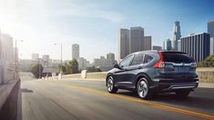 Seek Out The Road Less Traveled In The 2018 Honda CR V. This Compact SUV  Offers Stylish Trim Options, Impressive Specs And Top Rated Safety Features.