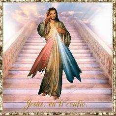 Animated Heart Gif, Animated Smiley Faces, Catholic Pictures, Pictures Of Jesus Christ, Divine Mercy Image, White Jesus, Jesus Christ Painting, Archangel Prayers, Jesus Photo