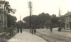 Fishponds Road 1900.