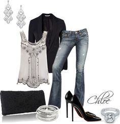 """""""She's Engaged!"""" by chloe-813 on Polyvore"""