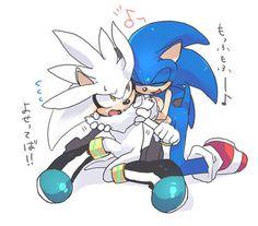 Stop it,Sonic! - sonilver foto