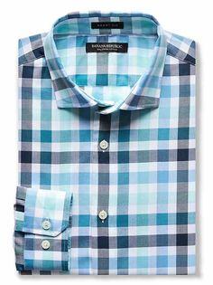 Men's Apparel: dress shirts | Banana Republic