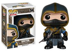 FUNKO POP GAMES, SKYRIM - BRETON (LTD)
