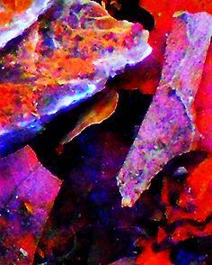 Broken Glas  theglasarc  $25.00 USD