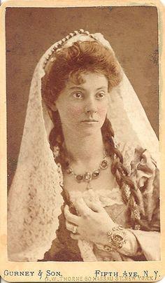 Ella Dietz 19th century actress