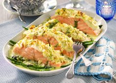 Lchf, Fresh Rolls, My Recipes, Seafood, Cabbage, Fish, Dinner, Vegetables, Cooking