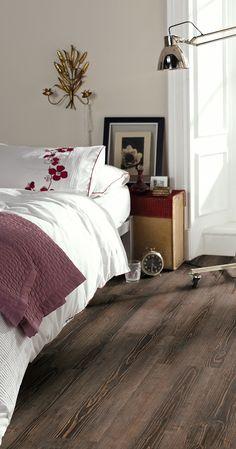Doprodej vinylové lepené podlahy Expona Domestic 5981 Rusty Pine Pine, Bed, Furniture, Home Decor, Pine Tree, Decoration Home, Stream Bed, Room Decor, Home Furnishings