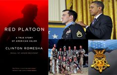 Medal Honor recipient Clint Romesha opens up about the difficult task of writing about war. Based on dozens of interviews with the American soldiers who fought that day, the book is an opportunity for Romesha to make explicitly clear his Medal of Honor wasn't earned alone.    https://rosecoveredglasses.wordpress.com/2016/04/15/why-soldiers-go-to-war/