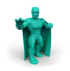 Son of havoc custom action figure lucha underground action figures pint - Figure libre architecture ...