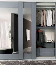 Top 30 Modern Wardrobe Design Ideas For Your Small Bedroom - Shafa - Best Wardrobe Designs, Sliding Wardrobe Designs, Wardrobe Design Bedroom, Master Bedroom Closet, Closet Designs, Wardrobe Ideas, Bedroom Designs, Wardrobe Images, Wardrobe Organisation
