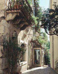 Taormina of Italy