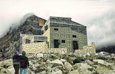 https://flic.kr/p/FrqKTy   Refúgio Questa   Projeto de um refúgio para alpinistas em Termi di Valdieri- Itália