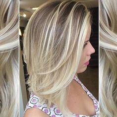 Znalezione obrazy dla zapytania sombre blond