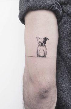 Image result for geometric bulldog
