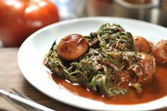 Romeritos de vigila | Cocina y Comparte | Recetas de Cocina al Natural