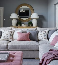 Not wild about the lamps but everything else is great_The Old Farmhouse | Sims Hilditch
