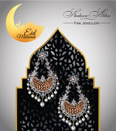 Shaheen Abbas Fine Jewellery wishes you prosperity, joy and happiness on the occasion of Eid Al Adha! Have a blessed one 😇