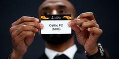 Celtic Handed Very Tough Europa League Path