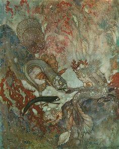 Dulac's Hans Christian Andersen