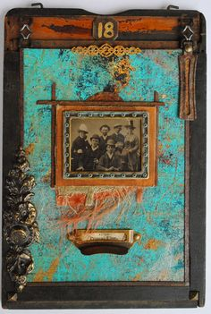 The Altered Page: Mixed Media World - SETH APTER