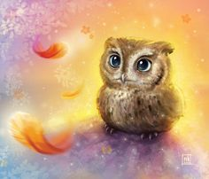 I'm pinning this owl for Amber <3 she was the only person I ever met who loved owls as much as me. Silent battles always have the the most tragic endings. My heart has been weeping all day, may you sleep well sweet girl. Every owl I see or Riff Raff song I hear will always make me think of you and what an amazing person you were <3