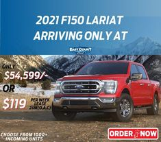 #2021 #F150 #Lariat #502A Arriving at East Court Ford Only! Take advantage of this introductory offer (till 30th September 2020). Visit 4700 Sheppard ave E, Toronto to Order yours and be the first to drive it! Visit www.ecfl.ca for more information. Driving Test, 2 In, Lincoln, Ontario, 30th, Toronto, September, Ford, The Unit