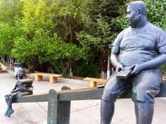 """""""Knowledge is power"""" - bronz sculpture from Heihe city, China, on the southern bank of Amur River. Fitness Transformation, Book Sculpture, Garden Sculpture, Outdoor Sculpture, Bronze Sculpture, Daily Pictures, Funny Pictures, Random Pictures, Funny Images"""