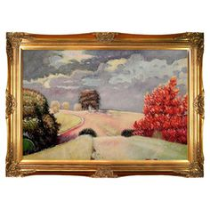 I pinned this from the Museum Collection - Gorgeous Framed Prints from Master Artists event at Joss and Main!