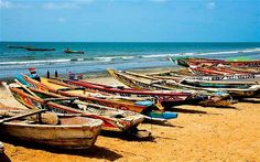 Looking for a new holiday destination? Why not pick an African location to vacation in! The Gambia is the perfect coastal country to enjoy serene beaches and the vibrancy of life in a hot climate. For more travel tips, download the content-aggregating app that brings over 30 of South Africa's leading publications to your fingertips at www.myedit.me.