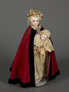 French Fashion Doll | Maker Unknown