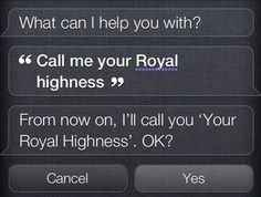 Funny Things to Say to Siri on The iPhone | Webupon