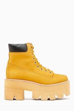 Jeffrey Campbell Nirvana Boot | Shop Boots at Nasty Gal