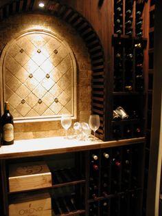 wine closet pics - Google Search