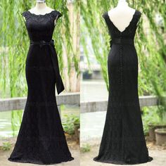 Mermaid Prom Dresses, Lace Prom Dresses,Party Dresses,Plus Size Dresses,Backless Prom Dresses,Black Evening Dresses,Sexy Evening Gowns,Formal Dresses Evening,Dresses Party Evening
