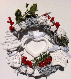 christmas wreath ghirlanda di natale