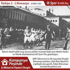 #spor #millimac #ilkmac #romanya #turkiye #alisamiyen #taksimstadi