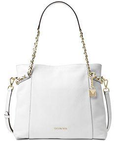 ccbf5665c8f7 MICHAEL Michael Kors Remy Shoulder Bag - Optic White