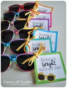 Kisses Goodbye: End of the Year Gift Bags & Ideas!!! - The Teacher Treasury
