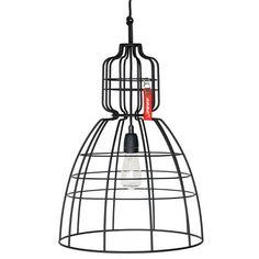 De Anne Mark II is een stoere, eigentijdse draadlamp van Nederlands Bodem. Anne Lighting laat zien dat ze het maken van verlichting tot in de puntjes beheerst. De Anne Mark II is daar het bewijs van, deze draadlamp past feiloos in elk vintage, industrieel, scandinavisch en botanisch interieur. De lamp wordt gemaakt in vijf kleuren; zwart, wit, chroom, koper en …
