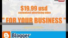 SEOsouthwestFLORIDA - Customized Advertising Video FOR YOUR BUSINESS $19.99usd